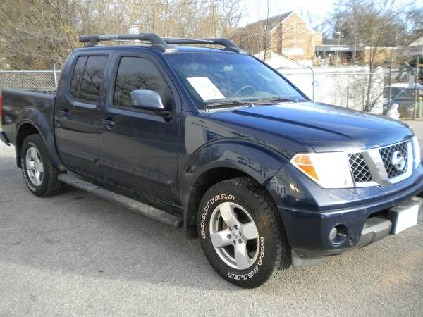 2007 Nissan Frontier 4WD