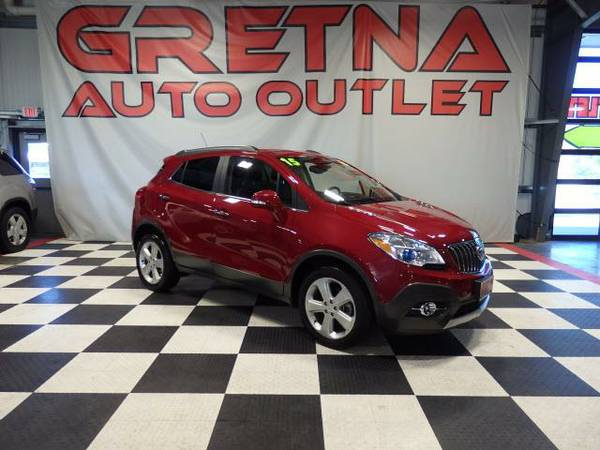 2015 Buick Encore AWD LOADED UP LOW MILES ONLY 33K