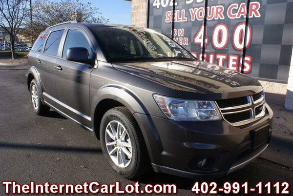 2014 DODGE JOURNEY SXT AWD AUTOMATIC 3.6L V6 TOUCHSCREEN BLUETOOTH
