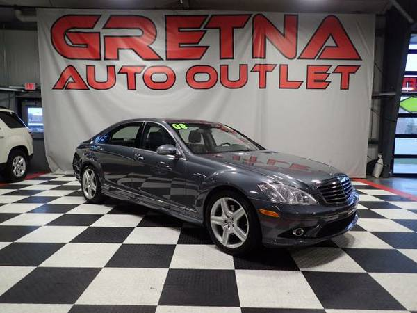 2008 Mercedes-Benz S-Class S550 HEATED LEATHER ROOF V8 EVERY OPTION 11