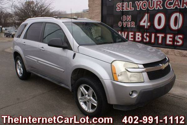 2005 CHEVROLET EQUINOX LT AWD V6 AUTOMATIC TILT CRUISE POWER WINDOWS
