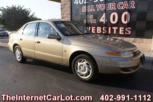 2000 SATURN LS 1 SEDAN CLEAN AUTOCHECK 0 ACCIDENTS 32 MPG HIGHWAY CD