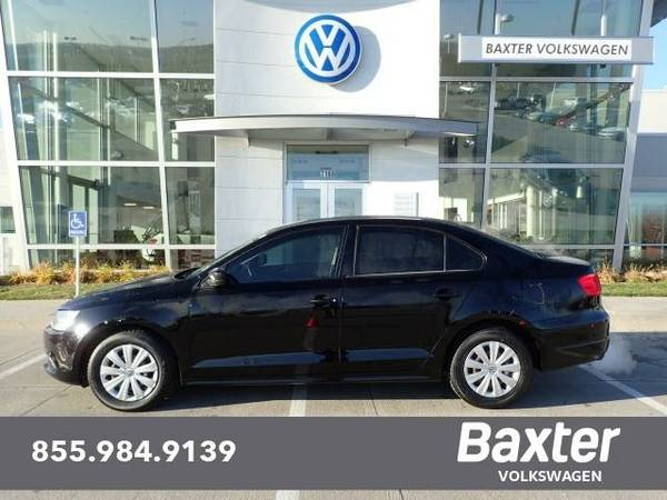 Certified: 2012 Volkswagen Jetta Sedan