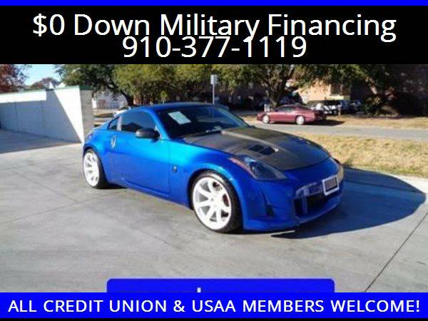 ★MILITARY FINANCING! GOOD-BAD-NO-SLOW CREDIT-REPO-1ST/2ND CAR?...