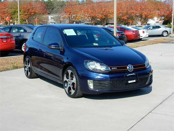 &#9733:2011 VOLKSWAGEN GTI __ Active Marines put $0 Down!_Call Today!