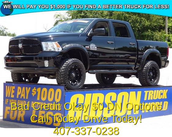 *2013* *Dodge* *Ram* *1500 Hemi 6 Lifted Monster* 2013 RAM 1500 HEMI...