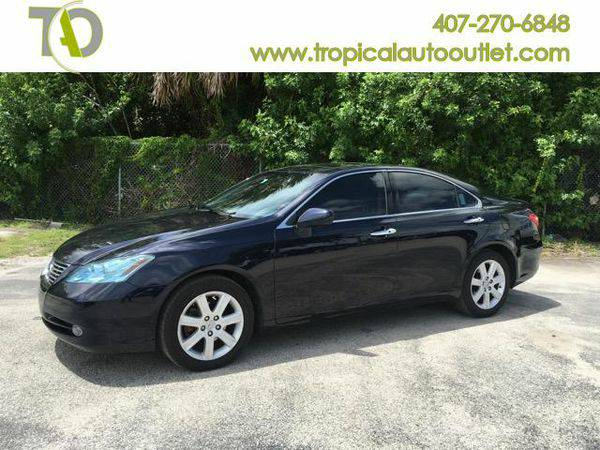 2008 *Lexus* *ES* *350* Sedan -$1500 to $2500 DOWN AND DRIVE IT AWAY!