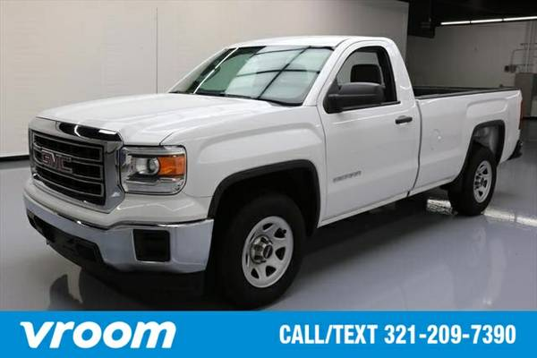 2015 GMC Sierra 1500 2dr Regular Cab 6.5 ft. SB 7 DAY RETURN / 3000 CA