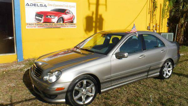 2007 *Mercedes-Benz* *C* *Class* C230 GUARANTEED CREDIT APPROVAL BAD C