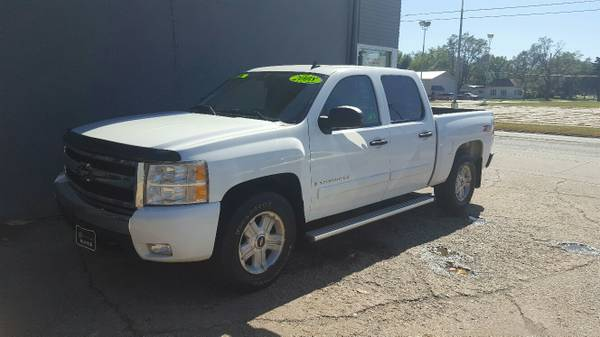 2008 Chevrolet Silverado Z71****WARRANTY, FINANCING AVAILABLE****
