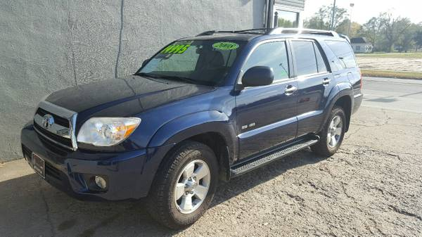 2008 Toyota 4 Runner***WARRANTY,FINANCING AVAILABLE, PRICE REDUCED****