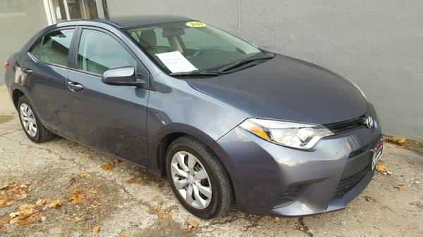 2014 Toyota Corolla*****FINANCING AVAILABLE*****