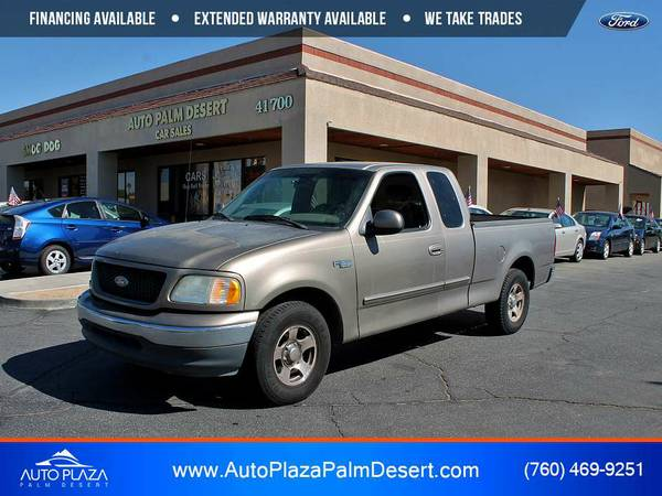 2001 Ford F-150 XLT Pickup, Only 91,000 MILES!!!