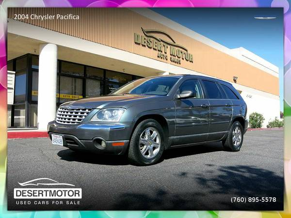 👉 Stunning 2004 Chrysler Pacifica priced to sell! 👈