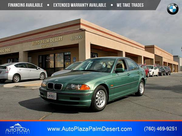 1999 BMW 323i Sedan, Low Miles, One Owner, Super Clean