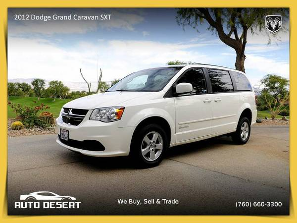 2012 Dodge Grand Caravan SXT Van/Minivan at a DRAMATIC DISCOUNT