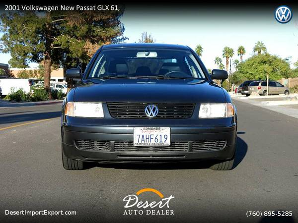 The BEST 2001 Volkswagen New Passat GLX 61,000 miles for your money!