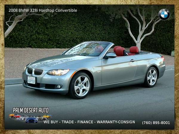 2008 BMW 328i Hardtop Convertible Convertible at an EXCEPTIONAL VALUE