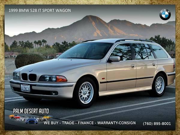 PRICE BREAK on this 1999 BMW 528 IT SPORT WAGON Wagon