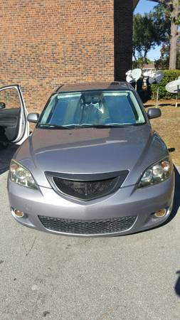 2006 Mazda 3 hatchback $1
