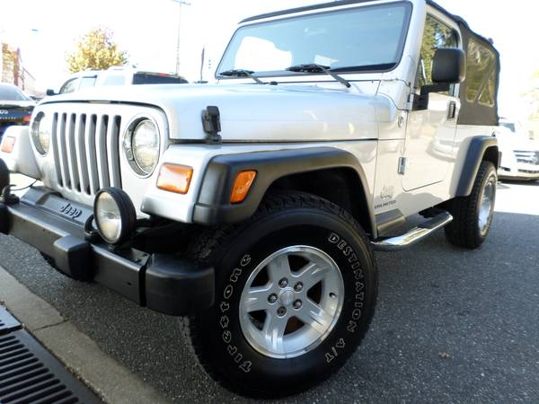 2006 Jeep Wrangler Unlimited!!