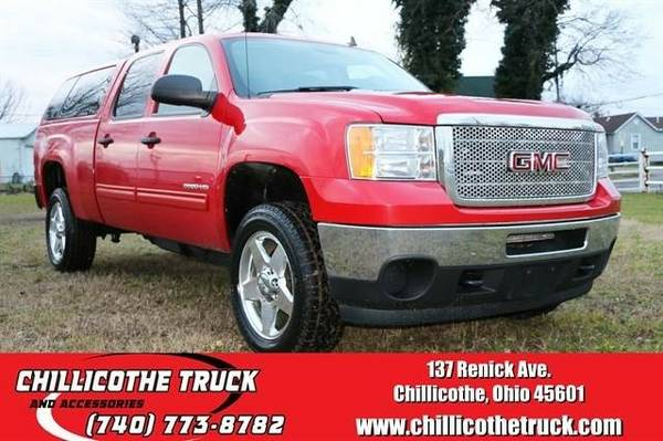 2011 GMC Sierra 2500 HD Crew Cab SLE Pickup 4D 8 ft **Chillicothe...