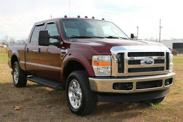 2008 Ford Super Duty F-250 SRW 4WD Crew Cab 156 XL **Chillicothe...