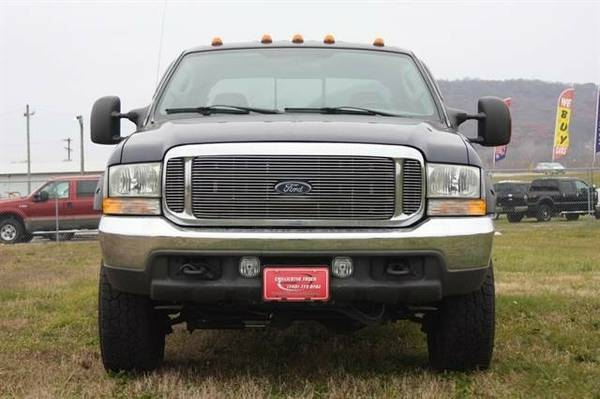 2004 Ford F350 Super Duty Crew Cab XLT Pickup 4D 6 3/4 ft...