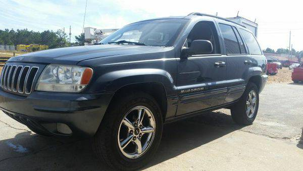 2002 *JEEP* *GRAND* *CHEROKEE* LIMITED
