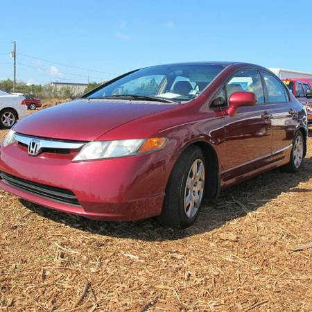 2008 *HONDA* *CIVIC* LX