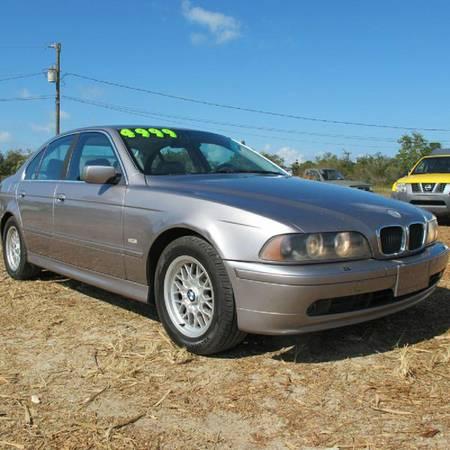 2001 *BMW* *525* I