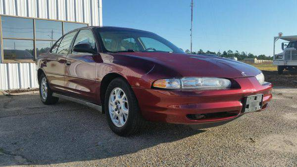 2001 *OLDSMOBILE* *INTRIGUE* GX