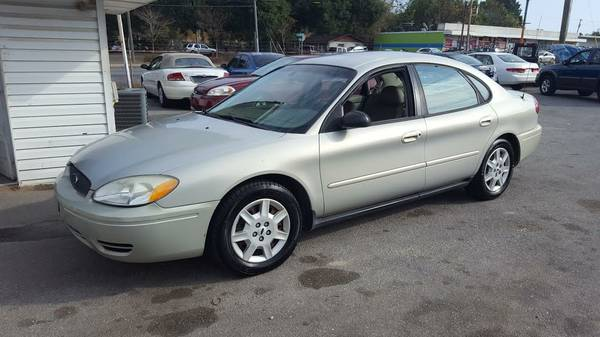06 Ford Taurus --- $500 Down + --- 0% Interest Financing