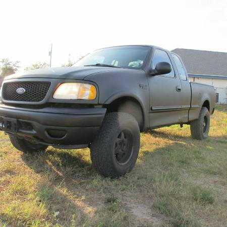 1997 *FORD* *F150* *4X4* *33*