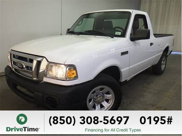 2011 Ford Ranger XLT (WHITE) - Beautiful & Clean Title