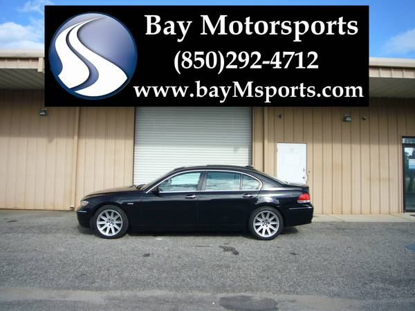 2006 BMW 750Li - Sport/Premium/Navi/L7/Heated/Cooled Seats/Comfort Ac