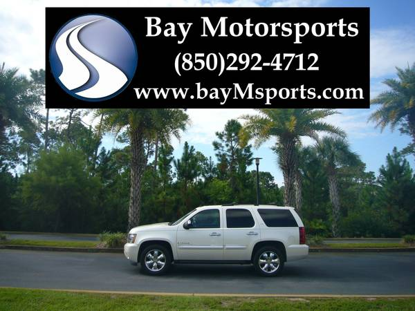 2008 Chevy Tahoe LTZ - Navi/Bose/SAT/IPod/3rd Row/DVD/Sunroof