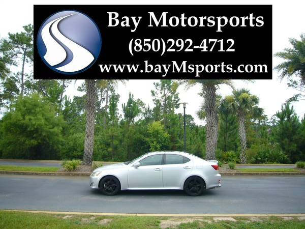 2007 Lexus Is250 Sport/Premium/Levinson Audio/Heated/Cooled Seats