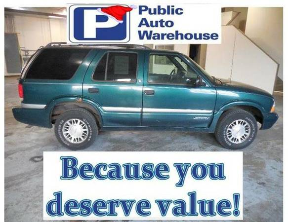 1998 GMC JIMMY WAGON - 4WD!!