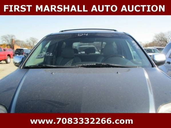 2004 Acura MDX Touring Pkg RES w/Nav - First Marshall Auto Auction