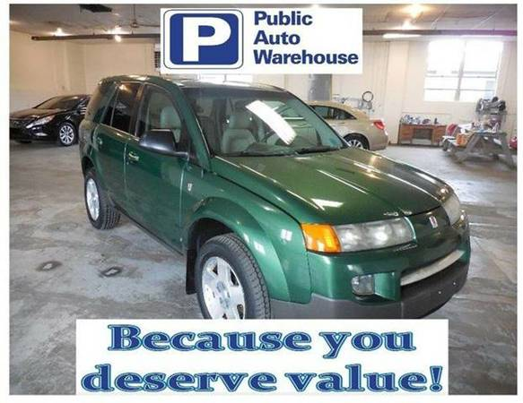 2004 SATURN VUE - THIS ONE HAS BEEN SOLD!!