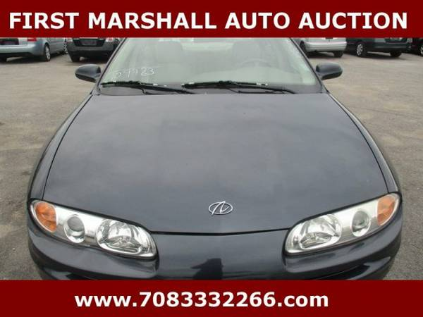 2001 Oldsmobile Aurora - First Marshall Auto Auction