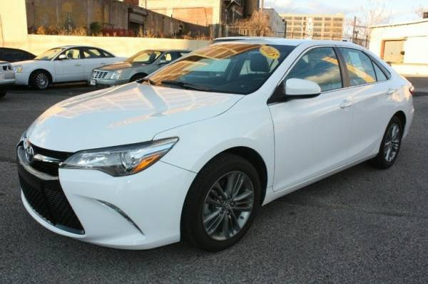 2015 Toyota Camry 4dr Sdn I4 Auto XLE (Natl) FROM JUST $500 DOWN -...