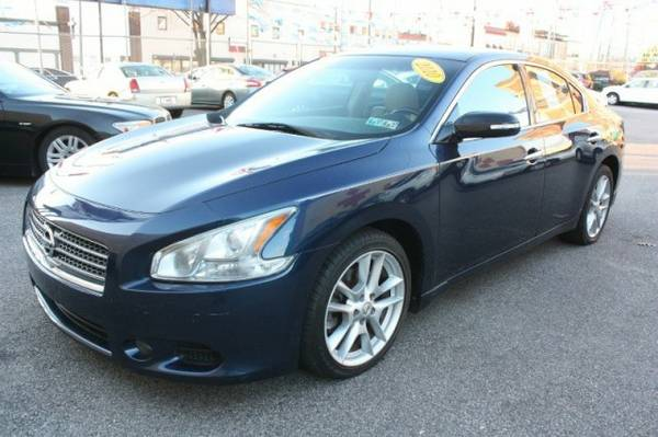 2010 Nissan Maxima 4dr Sdn V6 CVT 3.5 SV FROM JUST $500 DOWN -...