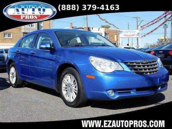 2007 *Chrysler* *Sebring* Limited 4dr Sedan