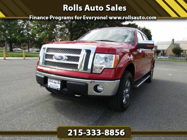 2011 *Ford* *F-150* *F 150* *F150* XLT SuperCrew 6.5-ft. Bed 4WD From