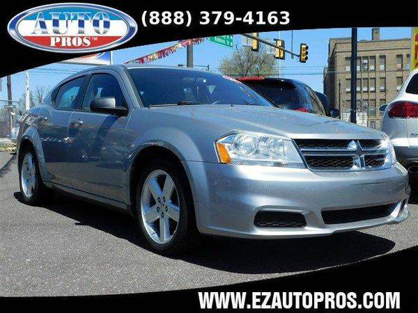 2013 *Dodge* *Avenger* SE 4dr Sedan