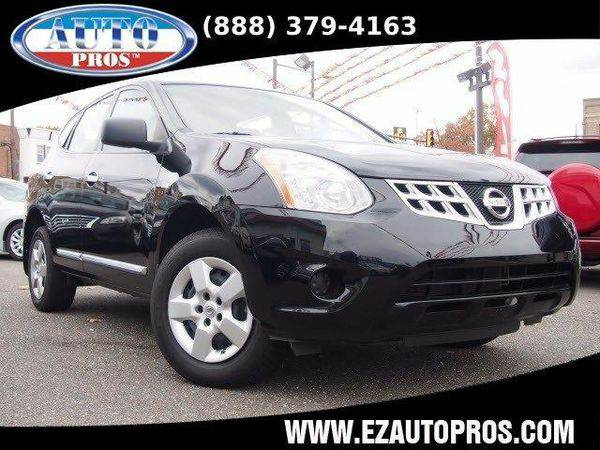 2013 *Nissan* *Rogue* S AWD 4dr Crossover