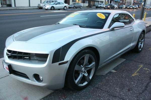 2011 Chevrolet Camaro 2dr Cpe 1LT FROM JUST $500 DOWN -...