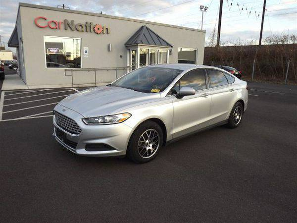 2013 *Ford* *Fusion* S - INVENTORY CLEARANCE!